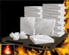 HF Tiles White Marble
