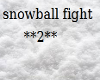 A~Snowballfight *2*