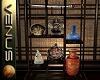 ~V~Oriental Display Shel