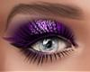 T- Zell Eye  Purple