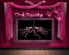 (NT)Pink Chandelier