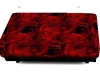 Redflowers Ottoman