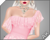~AK~ Sakura Top: Pink