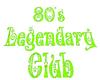 80's Legendary Sign 2