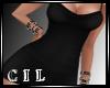 !C! SEXY BLK DRESS RLS