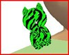 tiger neon green pet