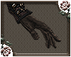 Short Gloves *brown*