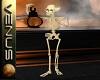 ~V~Skeleton Lamp