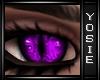 ~Y~Purple Demon Eyes