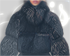 I│Kacy Mini Fur Black
