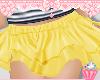 ⚓ Sailor Yellow Skirt