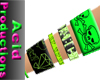 !A~ Toxic Wrist Bands