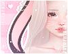 F. Bunny Ears B/Peach