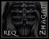 [Z] Mask black/purple