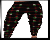 Grinch PJ pants