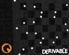 Divider w/ Lights