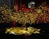 Golden Fallin Leaf