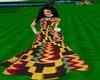AFRICAN DRESS XXL