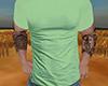 DRV Light Green Shirt M