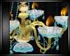 BEWITCHED CHANDELIER