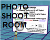 Newest PHOTO SHOOT ROOM