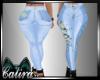 RLL Cluster Light Blue Jeans
