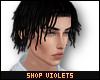 V| Dreads Black