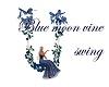 Blue Moon Vine Swing