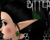 Bfly Elf Ears Green