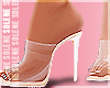s | Clearly White Pump