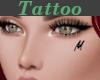 Tattoo Left Cheek M