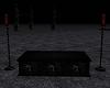 {HM} Coffin Stand