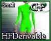 HFD Halfsuit Small