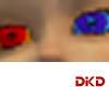 DKD angelic demon eyes