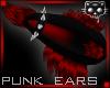 Ears BlackRed 4b Ⓚ