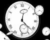 Dj Light Clock Animated