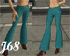J68 Low Rise Faded Jeans