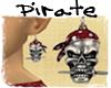 Pirate Dagger Earrings