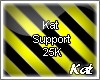 25k Support