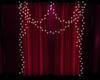 Pink Rose Curtains