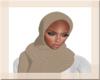 Tan Hijab