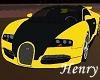 YELLOW Bugatti Veyron
