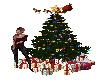 MINI Sleigh Ride w Santa