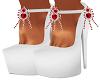 White Ruby Stiletto