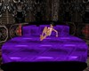 8 pose purple silk rotat