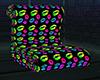 💀 | Psycho Kiss Chair