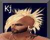 Blond -kj- mohawk