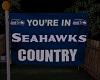 Seattle Seahawks Flag