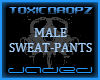 J|TOXIC M| Sweat-Pants