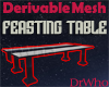 Derivable Feasting Table